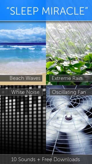 White Noise App for phone