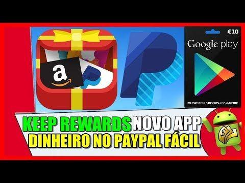 Novo aplicativo para ganhar dinheiro no Paypal, Gift Card playstore, amazon. Grátis! - http://LIFEWAYSVILLAGE.COM/gift-card/novo-aplicativo-para-ganhar-dinheiro-no-paypal-gift-card-playstore-amazon-gratis/