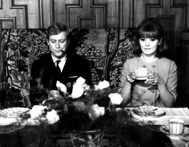 Jana Brejchová a Vít Olmer  Dýmky 1966