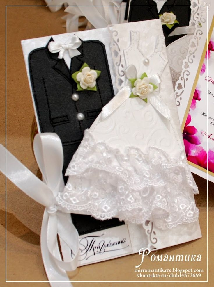 Gorgeous Wedding Card...