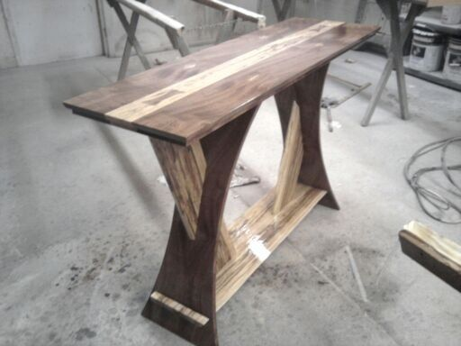 Hall Table? or clever saw horse?