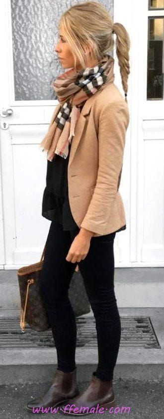 45 Fascinating Fall Outfits You Need ASAP / 12 #Fall #Outfits – nicolette vaccarp