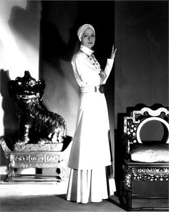 Il velo dipinto 1934 Greta Garbo ©Everett Collection