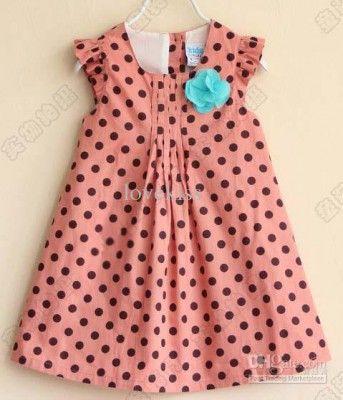 imagenes d vestidos para niñas modernos