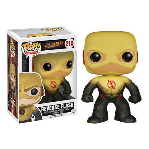 Reverse-Flash The Flash TV Series Pop Heroes Vinyl Figure