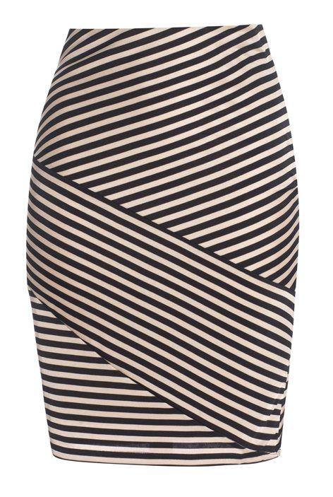Reiss striped bodycon skirt #McArthurGlenStyle