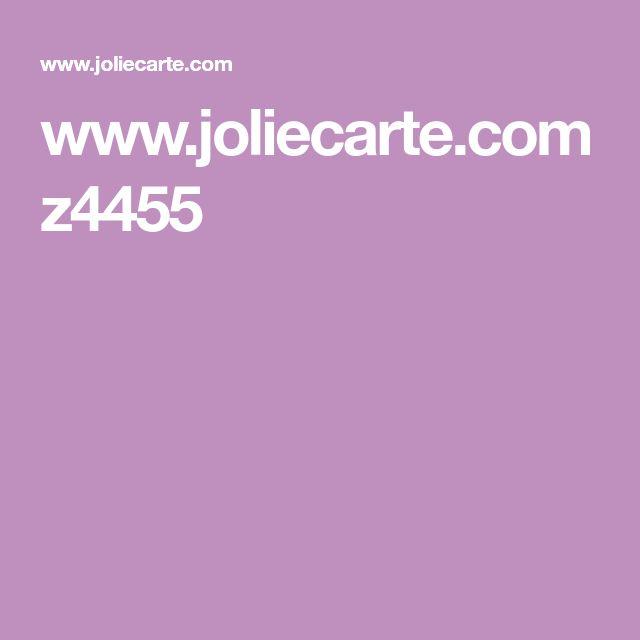 www.joliecarte.com z4455