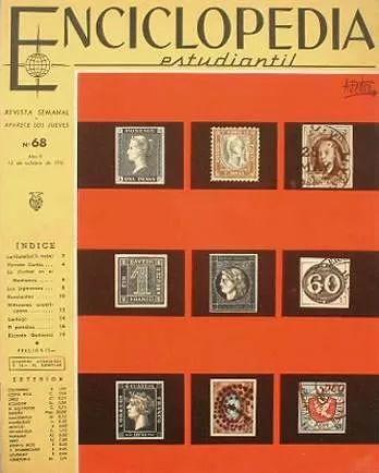 Enciclopedia Estudiantil - Nº 68 - 1961 - Codex - $ 30,00