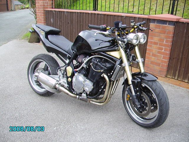 suzuki bandit streetfighter | Idea Factory | Pinterest ...