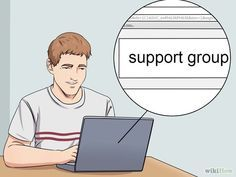 Start a Support Group Step 1