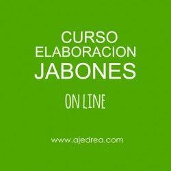 Cursos de Cosmetica y Elaboración de Jabones Artesanales On Line y Presenciales