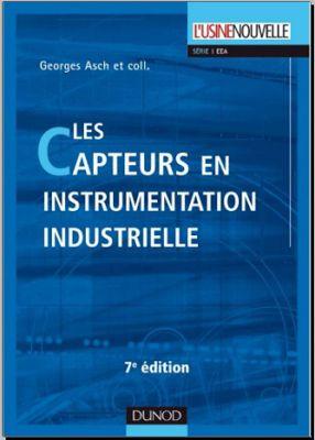 Livre : Les capteurs en instrumentation industrielle en pdf ~ Cours D'Electromécanique