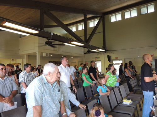 Sunday Worship at Mililani Baptist Church