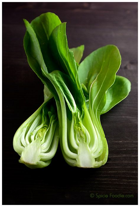 Bok Choy, one of the ingredients at the Japanese Restaurant Yamatori, Fuerteventura http://www.bahiarealresort.com/granhotel/en/restaurante/gastronomia/yamatori/