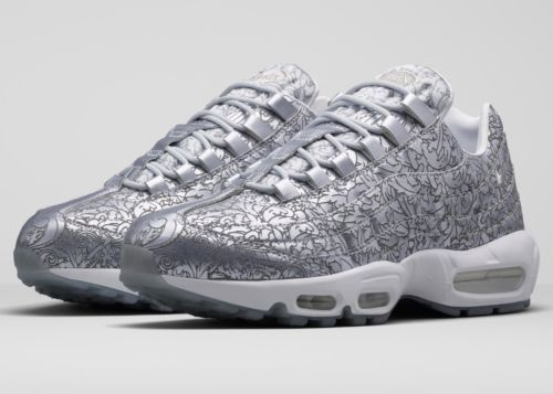 NEW NIKE AIR MAX 95 OG ANNIVERSARY QS SHOES PLATINUM SILVER 818721-001 SZ 10 Clothing, Shoes & Accessories:Men's Shoes:Athletic