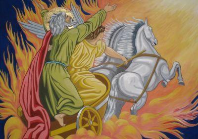La multi ani tuturor celor care poarta numele Sfantului #Ilie!