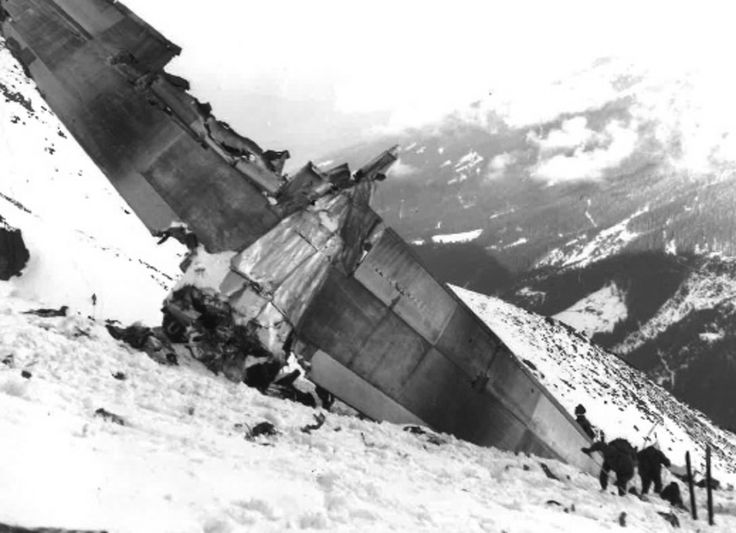 British Eagle Airlines Flight 802 (1964) is the deadliest plane crash to take place in Austria. CFIT caused by pilot error. Deaths 83 (all).