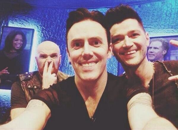 The Script!!! - Irish band