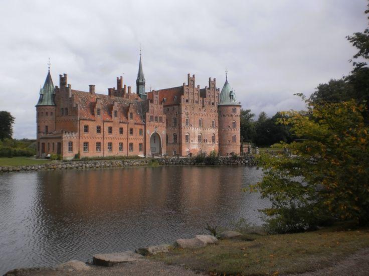castello Egeskov Danimarca