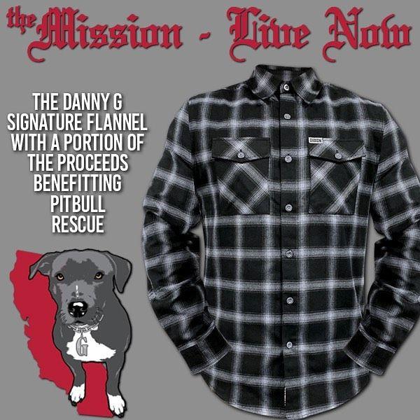 DIXXON Flannel Shirt Mission