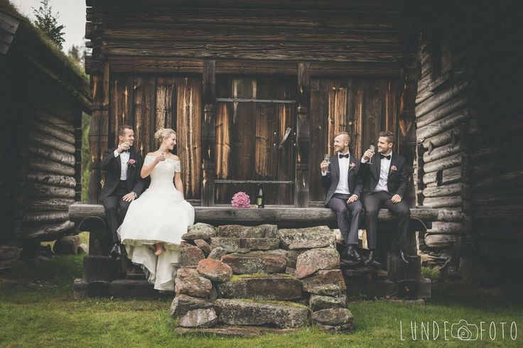 Cheers to the happy couple! Wedding photography!  #eggedal