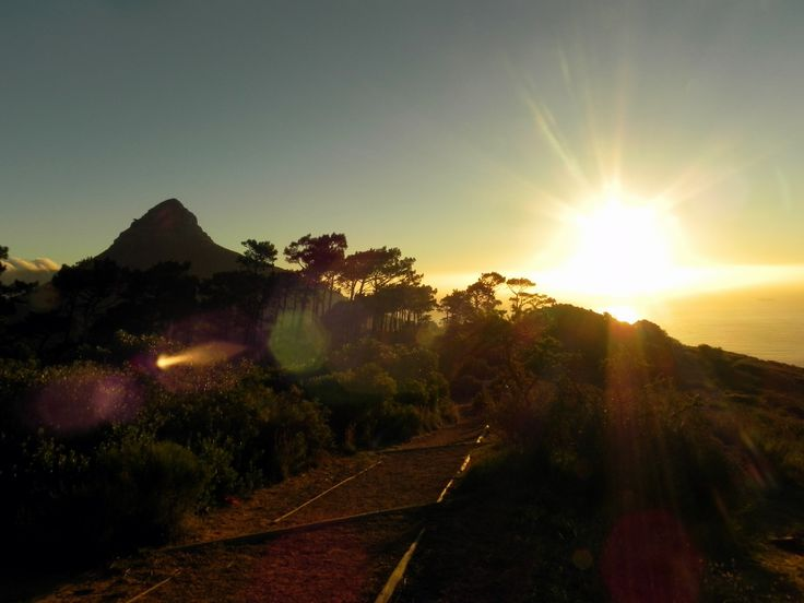 Cape Town #sunset