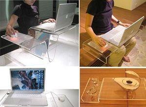 M s de 1000 ideas sobre muebles para computadora en for Diseno de mesa de computadora