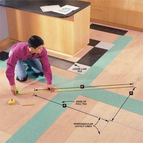 How To Lay A Vinyl Tile Floor