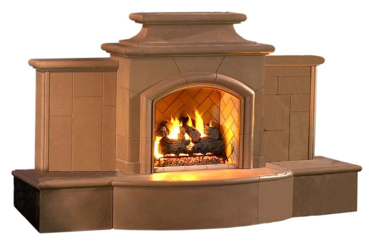 Best 25+ Outdoor gas fireplace ideas on Pinterest ...
