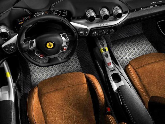 Ferrari Honors 250 GTO With F12 Berlinetta Tour De France 64 Special Edition