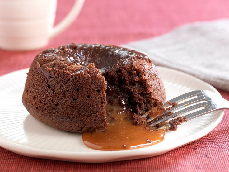 Caramel Chocolate Lava Cake by Werther's Original. It's your turn! Pick. Pin. Dine & Enter to WIN a $500 Gift Card: http://shout.lt/ms29