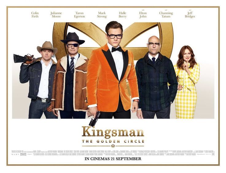 W@tch | Kingsman: The Golden Circle | Fox Movies - 20th Century | Matthew Vaughn  |  2017 Hitzzz