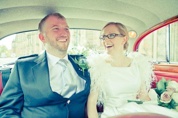 Bride in Glasses: