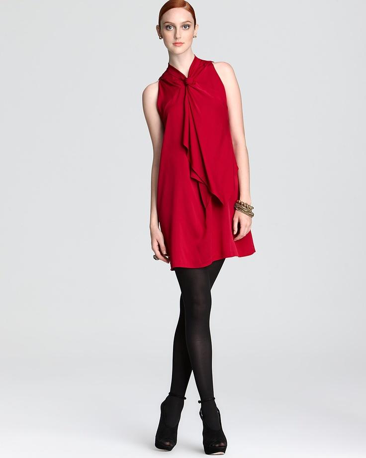 DIANE von FURSTENBERG Dress - Sleeveless Mini - Dresses - New Arrivals - Boutiques - Women's - Bloomingdale's