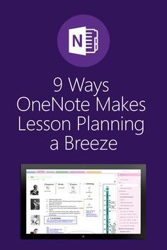 Teachers, OneNote is your new best friend! These classroom tips will prove it…