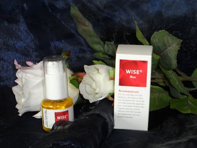 WISE Aroma Serum Ros - różane serum .... http://sklep.sveaholistic.pl/wise-naturalne-serum-aroma-ros.html