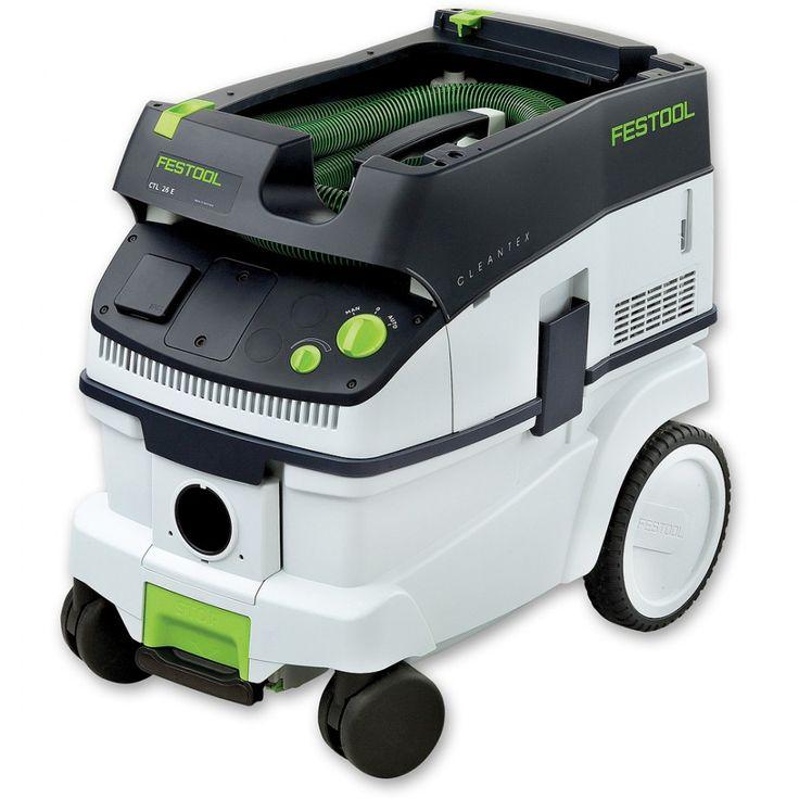 Festool CLEANTEC CTL 26 E Mobile Dust Extractor Dust