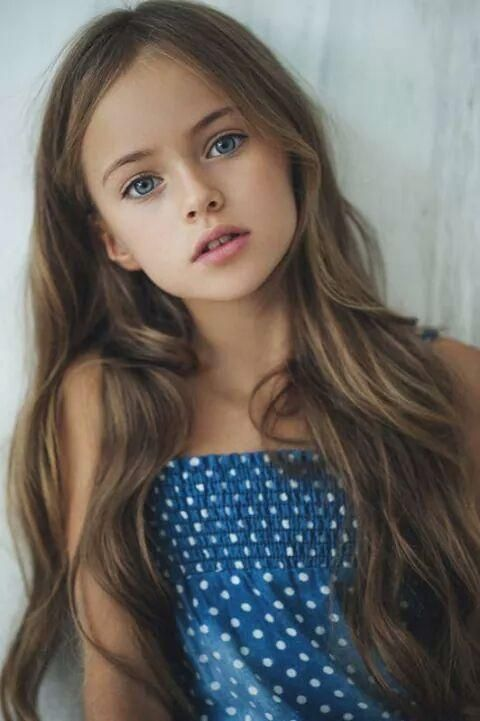 8 years old Kristina Pimenova