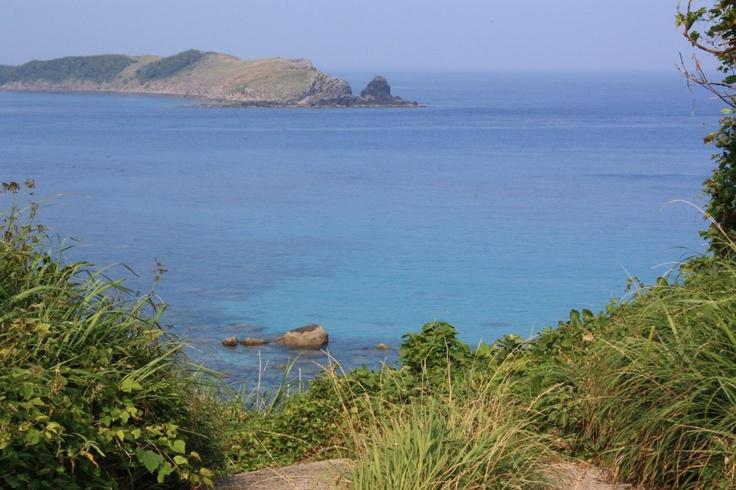 宇久島  Ukushima island