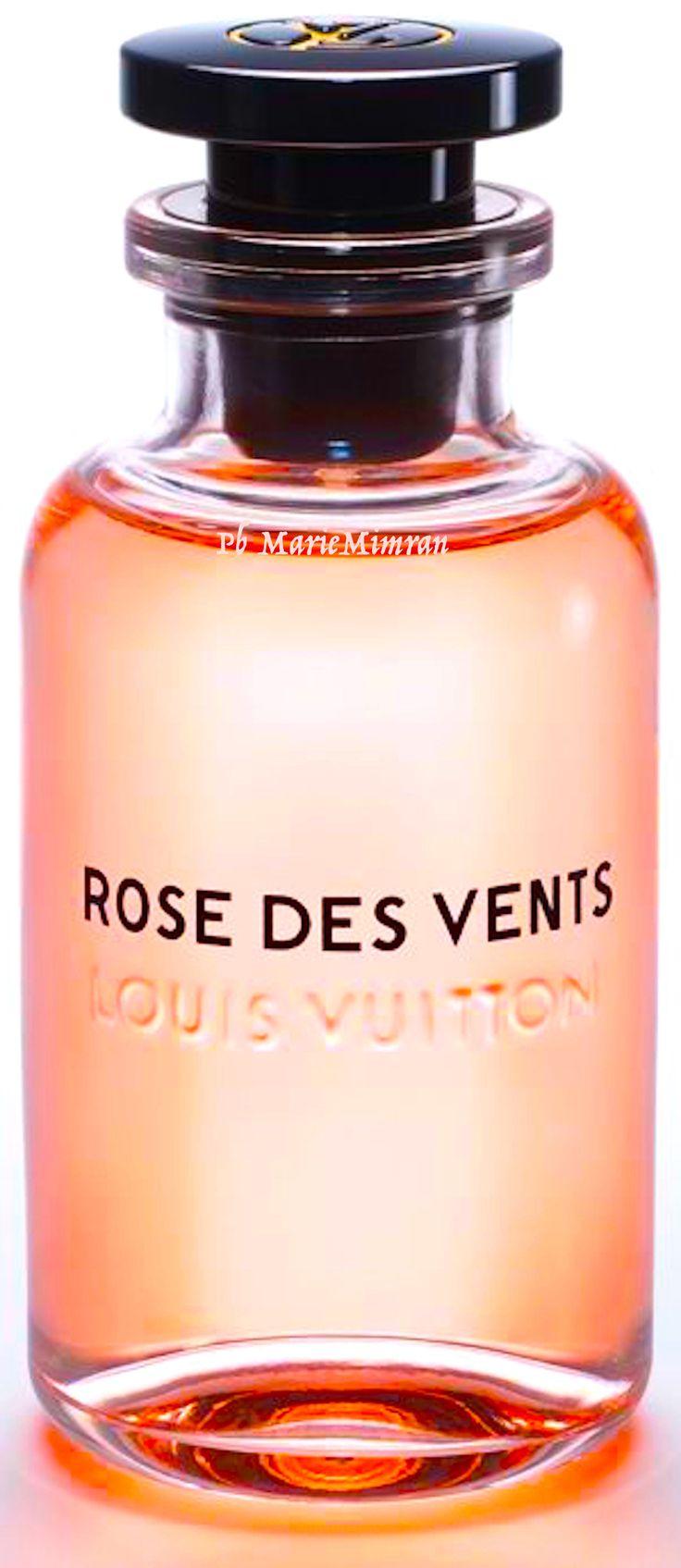 Louis Vuitton Rose Des Vents Marie Mimran Scentsational