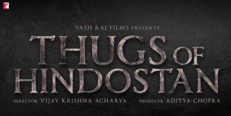 Thugs Of Hindostan: Aamir Khan's Upcoming Film Poster Released