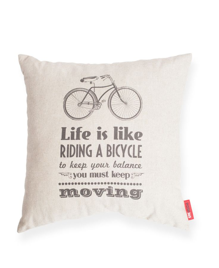 #Life is like riding a #bycicle