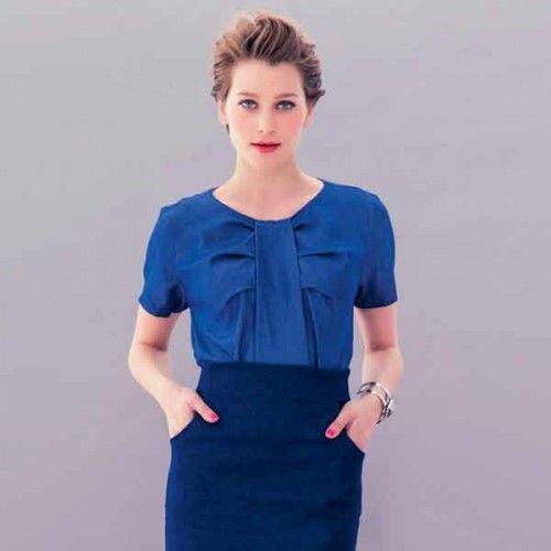 Top pattern (PDF pattern) | Ladies | Knipmode sewing patterns | Knipmode