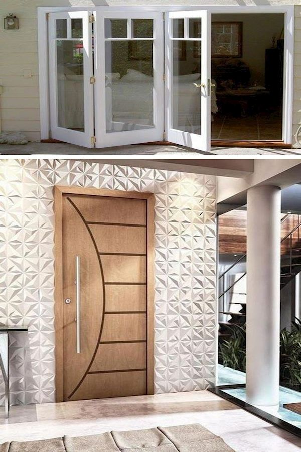 Exterior Double Doors Lowes Closet Doors Wooden Front Doors For Sale In 2020 There are 292 old exterior doors for sale on etsy, and they cost $482.52 on average. pinterest