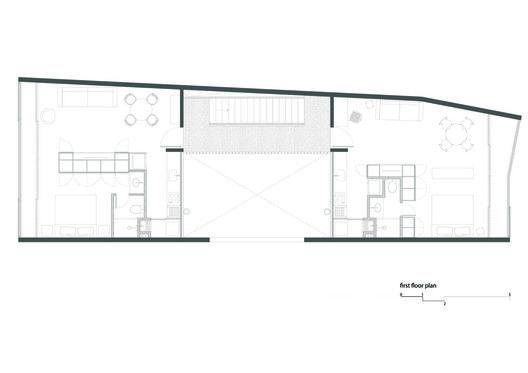 Edifício 1232,Planta 2