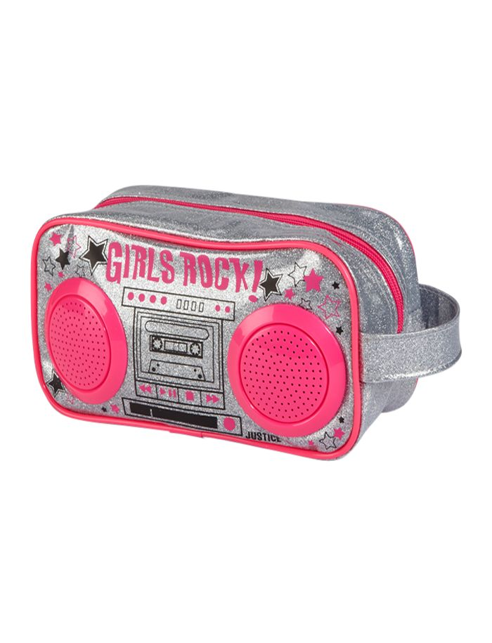 Glitter Speaker Bags | Speakers & Earbuds | Electronics | Shop Justice