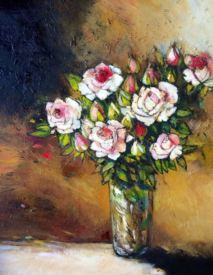 Formal roses by Liesel  Brune