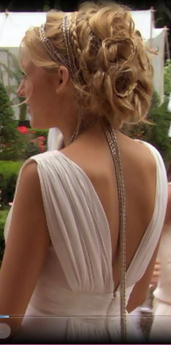 Serena -Gossip Girl- White Party Ssn 2 Ep. 1 - loved this