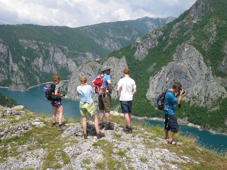 "The only way to truly see the stunning scenery of the Piva Canyon is with this casual Piva Lake Hike, as part of our ""Standard"", ""Active"" & ""Adventure"" multi-activity packages."