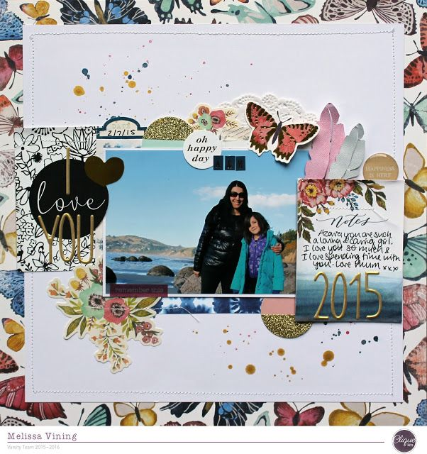 Clique Kits November Blog Share
